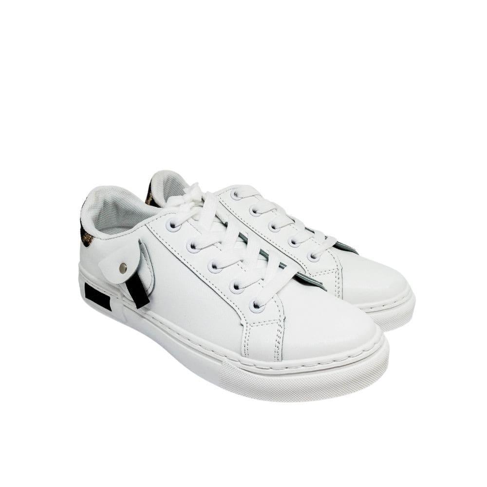 Sneakers Tallone Leopard