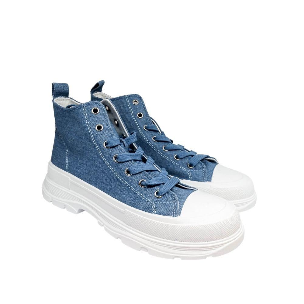 Sneakers Tela Platform