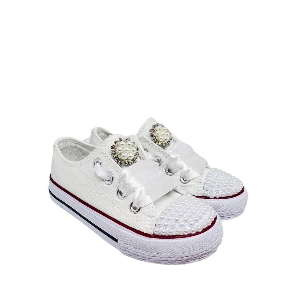 Sneakers Bimba Tela Gioiello