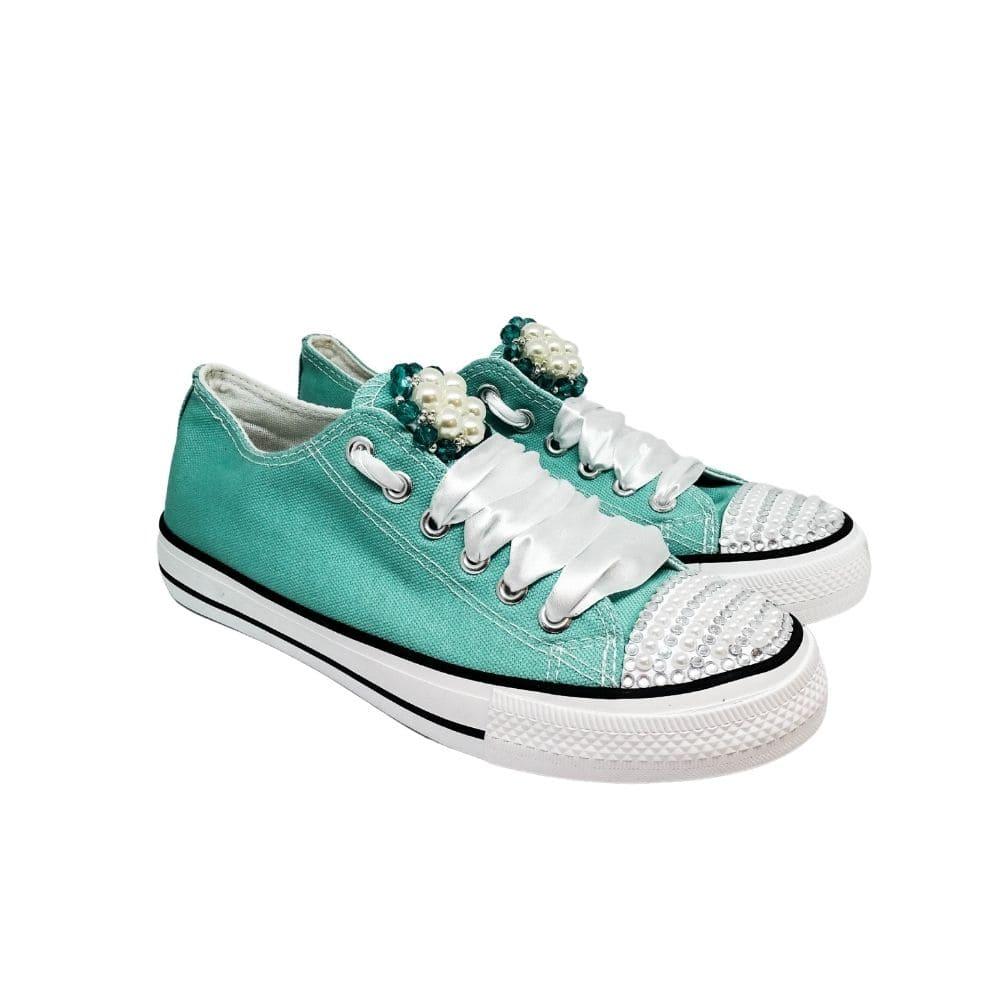 Sneakers Tela Gioiello