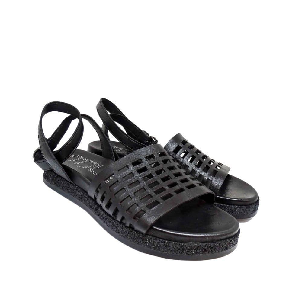Sandalo Fascia Traforata