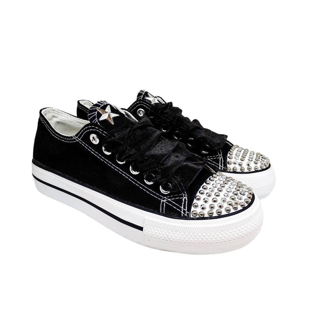 Sneakers Nere Stelle