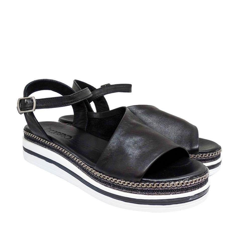 Sandalo Nero Para