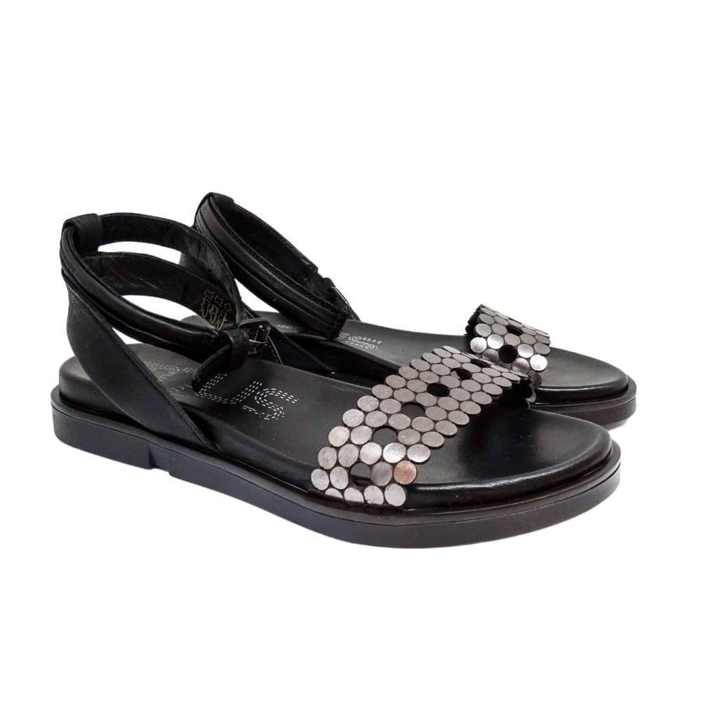 Sandalo Fascia Silver