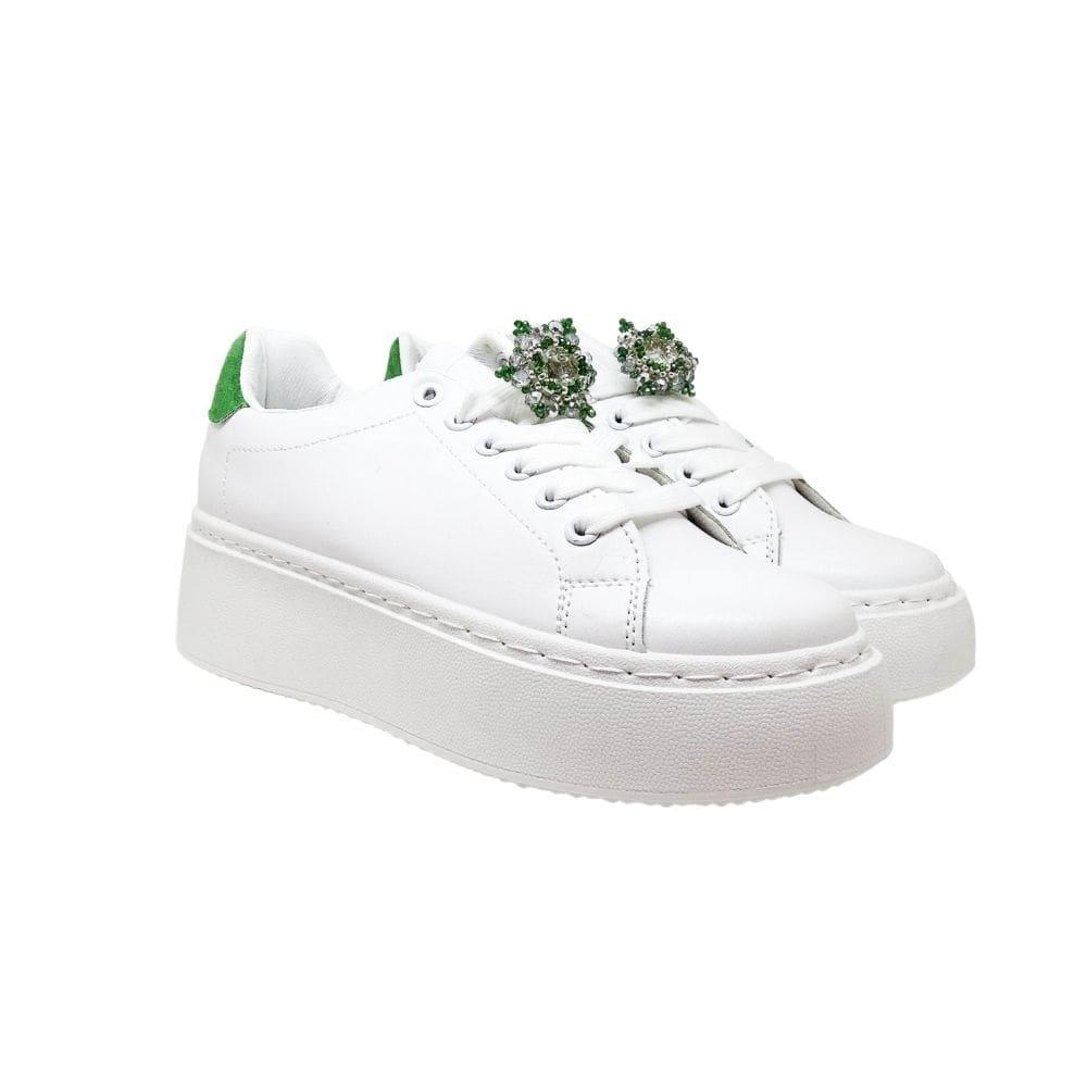 Sneakers Gioiello Verde